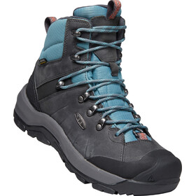 Keen Revel IV Mid Polar Sko Damer, magnet/north atlantic